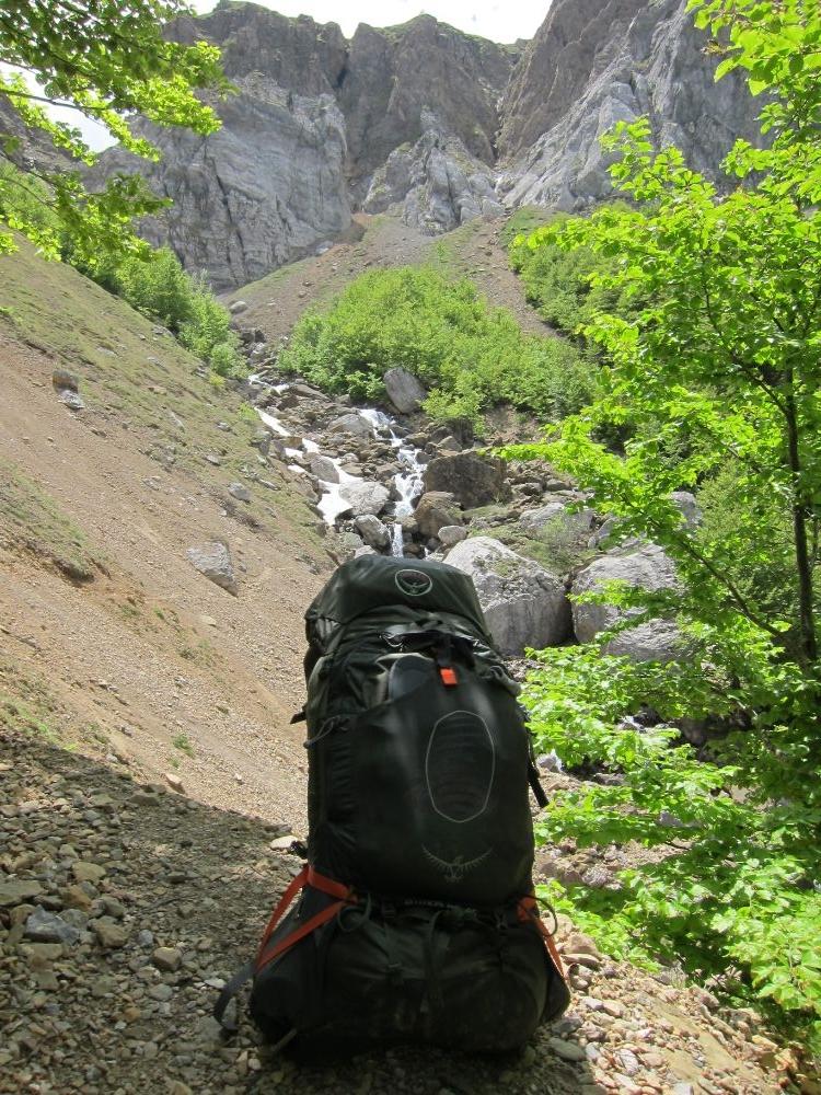 GR11 – Stage 11 – Achar d' Aquas Tuetas to Wild Camping Plano d'a Rinconada